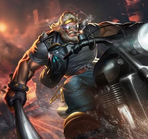 Trang bị đầu cuộc chơi hỗ trợ Gildur đánh hạ kẻ địch nhanh lẹ hơn