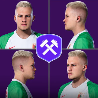 PES 2020 Faces Philipp Max by Volun