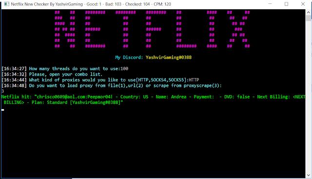 netflix-v3-checker