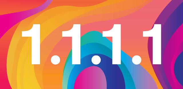 تنزيل تطبيق  A 1.1.1.1 إنترنت أسرع وأكثر أمانًا 5.3 - تطبيق إنترنت سريع وآمن + مجموعة أدوات  DNS للاندرويد !