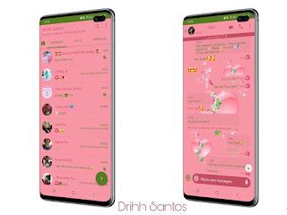 Love Theme For YOWhatsApp & Fouad WhatsApp By Driih Santos