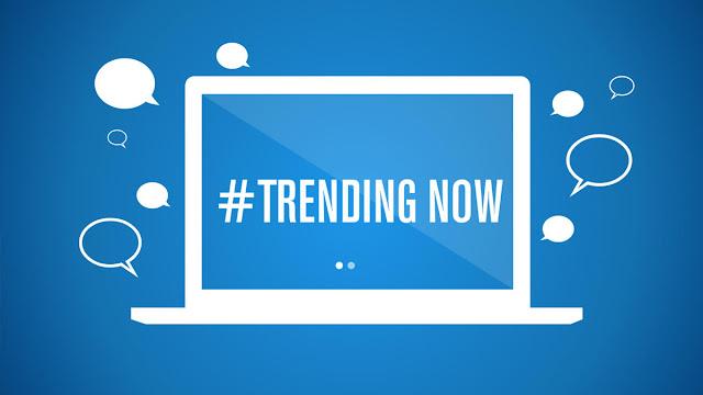 Beberapa situs untuk melihat keywords yang lagi trending