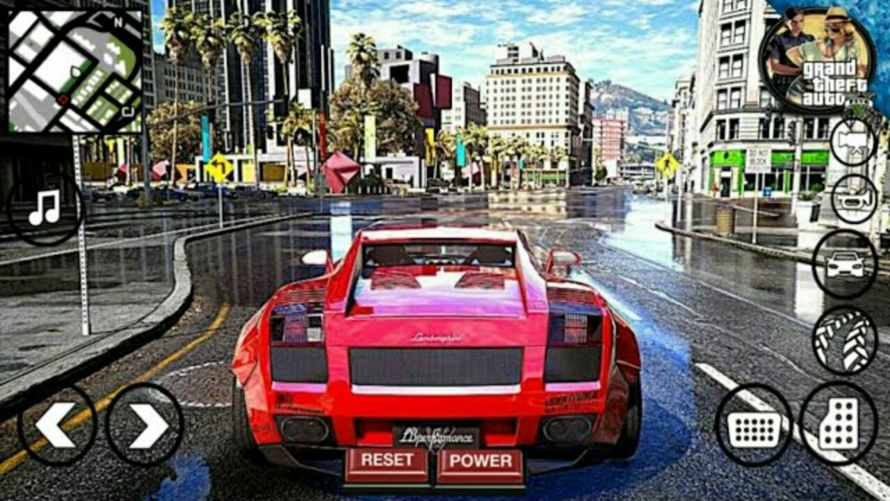 Gta 5 Hd Graphics Mod For Android | Bestpicture1 org