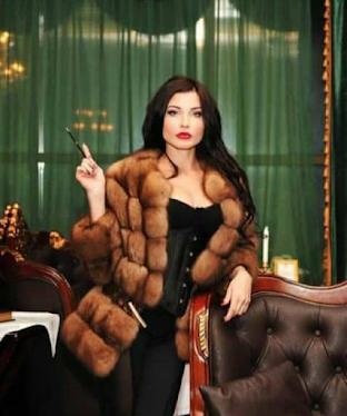 Elena Nizhegorodtseva's room