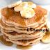 வாழைப்பழ பான்கேக் செய்வது | Making Banana Pancake Recipe !