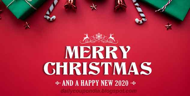13++ Merry Christmas Happy New Year 2020