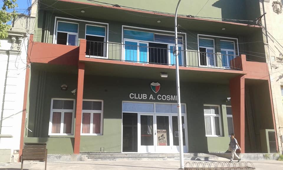 Club Cosme Madariaga