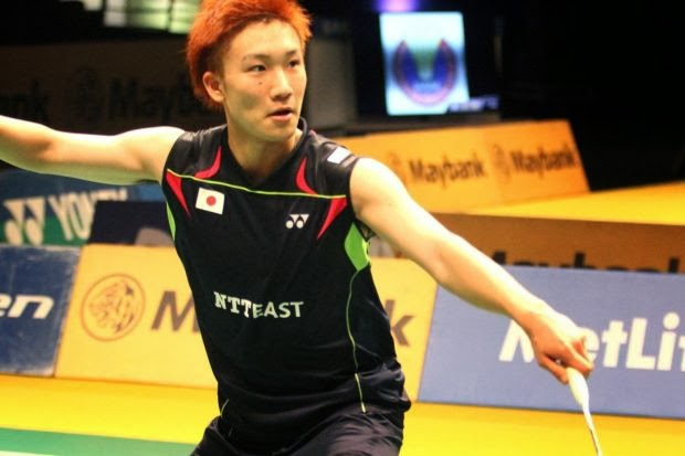Love All Play The Rising Star Kento Momota Japan