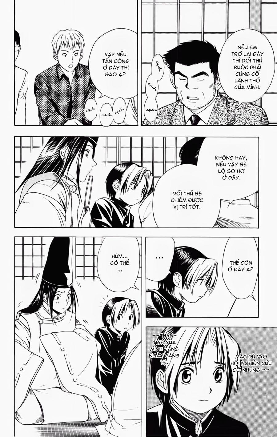 Hikaru No Go hikaru no go chap 53 trang 15