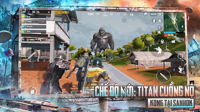 PUBG Mobile global version 1.4 update download with APK