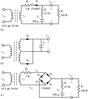 Bridge River Picture: Bridge Rectifier Circuit