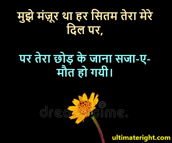 top most sad heart best shayari status