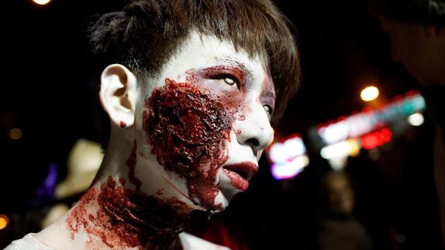 Alarmante enfermedad de los zombis ataca EEUU