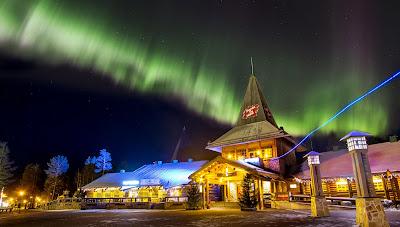 Aurora Boreal, Rovaniemi