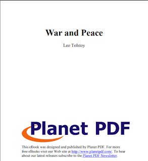 War and peace leo tolstoy [free pdf download].