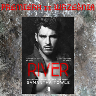 River - Samantha Towle - Zapowiedź patronacka