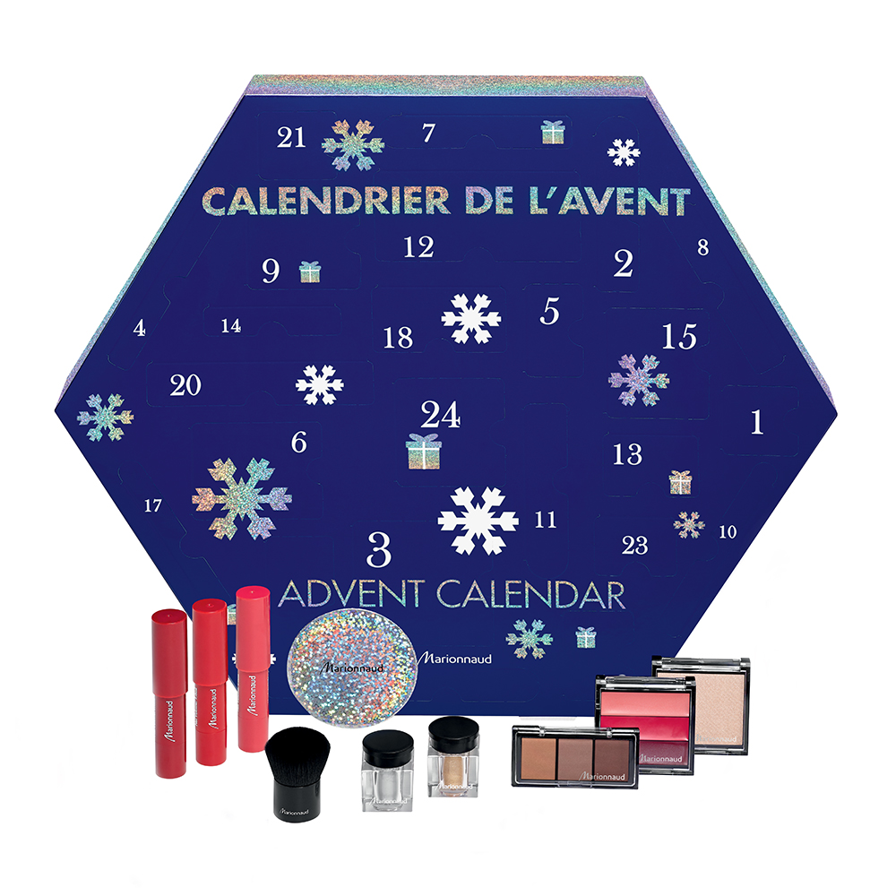 calendrier avent 2018 marionnaud