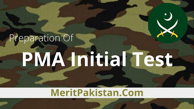 How to Prepare PMA Initial Test (Written Test) - ISSB Guide