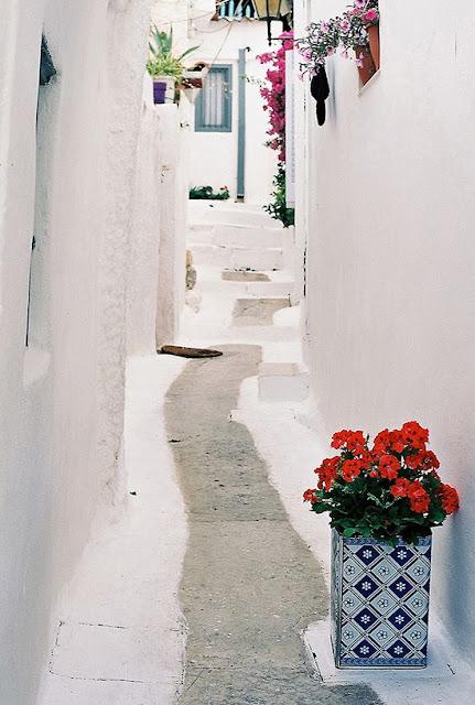Anafiotika Athens, Greece Photo by Cripple House