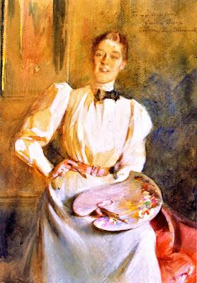 Cecilia Beaux (1892), Rosina Emmet Sherwood