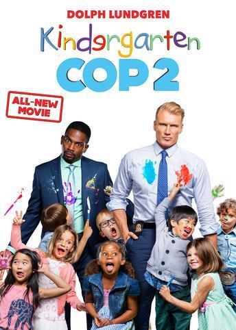 Kindergarten Cop 2 [2016] [DVDR] [NTSC] [Latino]