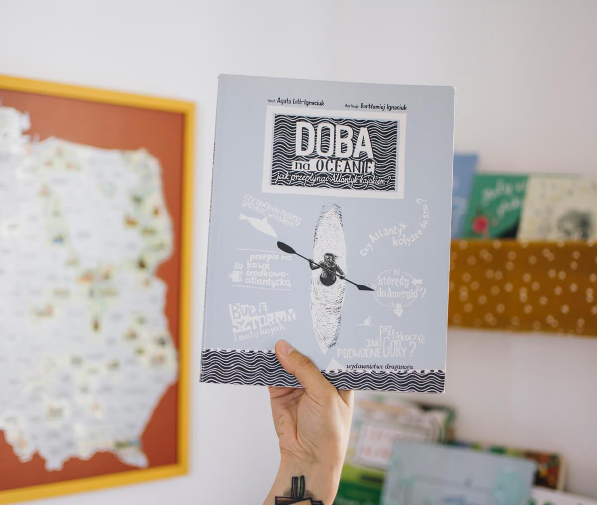 Agata Loth-Ignaciuk - Doba na oceanie