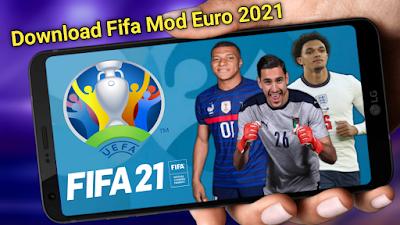 FIFA 2021 MOD EURO NATION