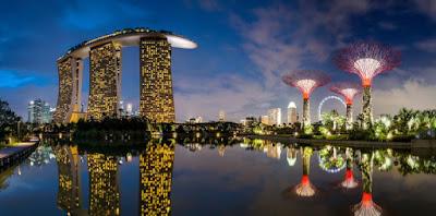 Profil Negara Maju di Benua Asia