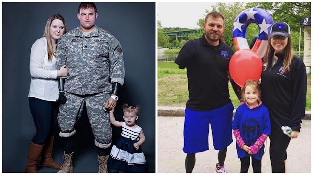Женщина не бросила мужа, потерявшего все конечности во время службы в армии. Теперь у них крепкая семья и успешный бизнес
