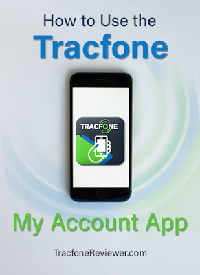 how to use tracfone my account app