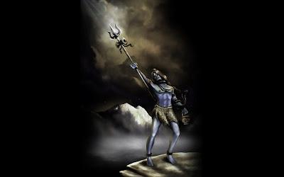 Lord Shiva HD Widescreen Wallpaper