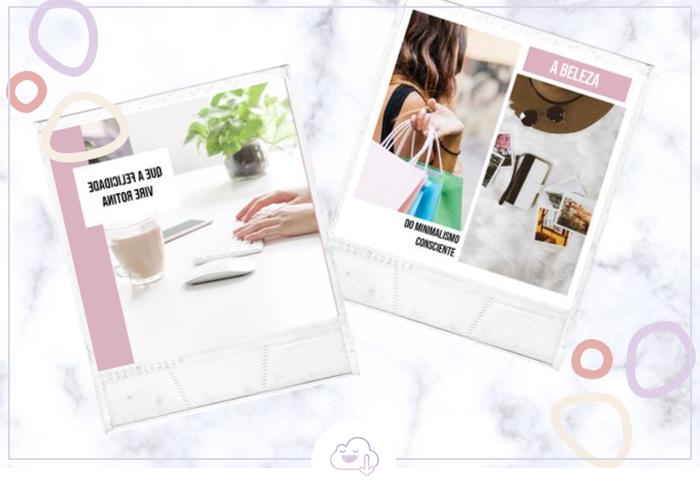 9 Modelos Social Media Editáveis para Instagram ou Facebook