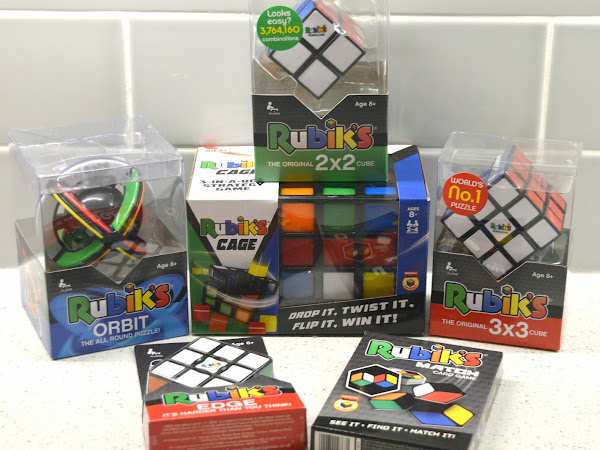 Rubik's Puzzles - The Perfect Stocking Filler | AD Gifted