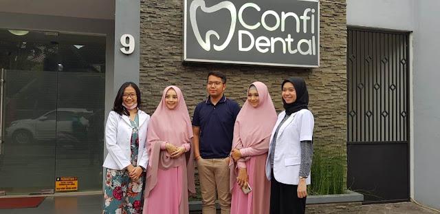 ConfiDental Dokter Gigi Profesional di Malang