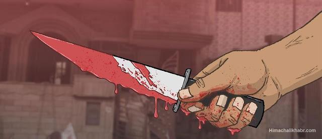 चम्बा: विवाद के चलते युवक के पेट में घोंपा चाकू, अस्पताल में भर्ती