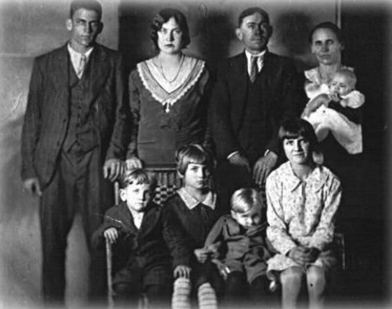 Charlie Lawson 1927