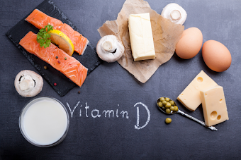 High Vitamin D Foods List
