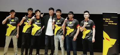 Tim Mobile Legends ONIC Esports