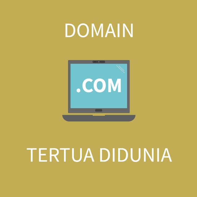 Inilah 100 Domain .COM Tertua Didunia