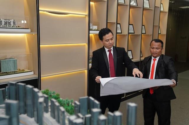 IPO Naik 240% dan Banjir Orderan, Dampak Covid-19 Tak Pengaruhi Kinerja Perusahaan Arsitektur Aesler Grup