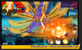 Download Naruto Senki Bo Ren Biography V1.70 Mod