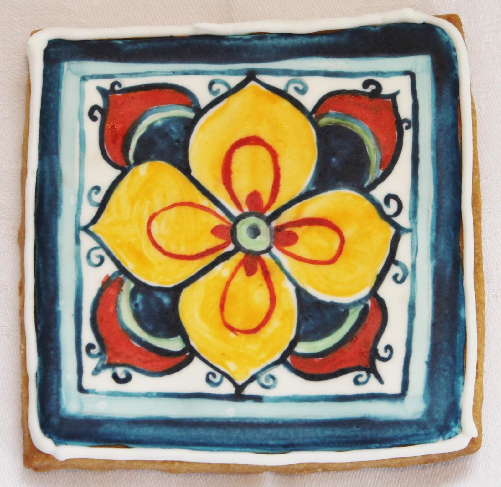 julias torten und t rtchen fliesen kekse tile cookies. Black Bedroom Furniture Sets. Home Design Ideas