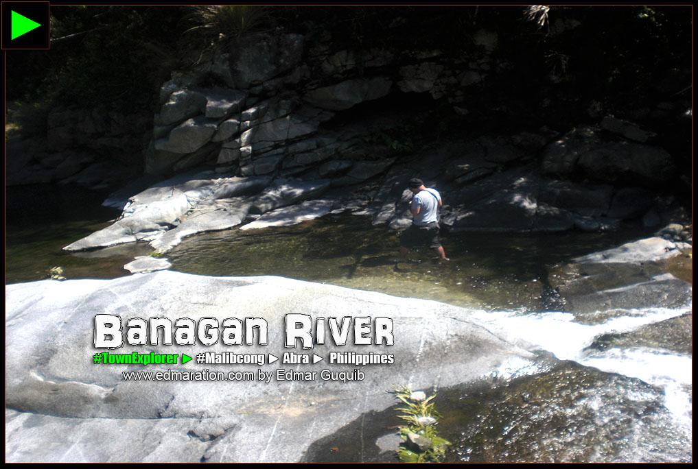 BANAGAN RIVER, MALIBCONG, ABRA