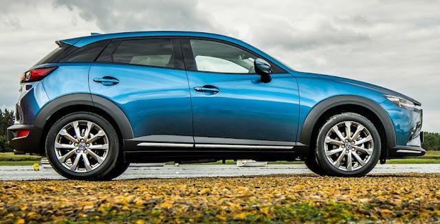 【噂】マツダ「CX-3」の新型はワイドでクーペシルエットなスタイルの3ドアスポーツSUVに!?