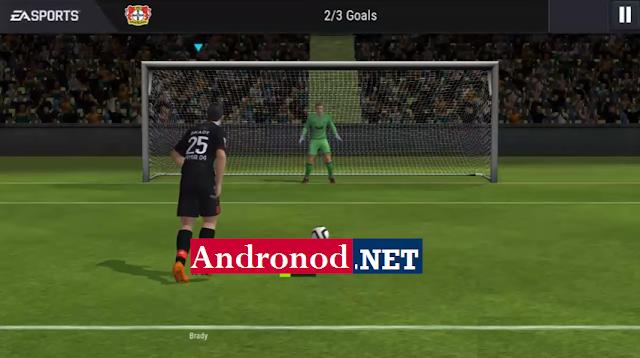 FIFA 17 Mobile Soccer v6.1.0 Apk+Data Obb Full Update Seasons