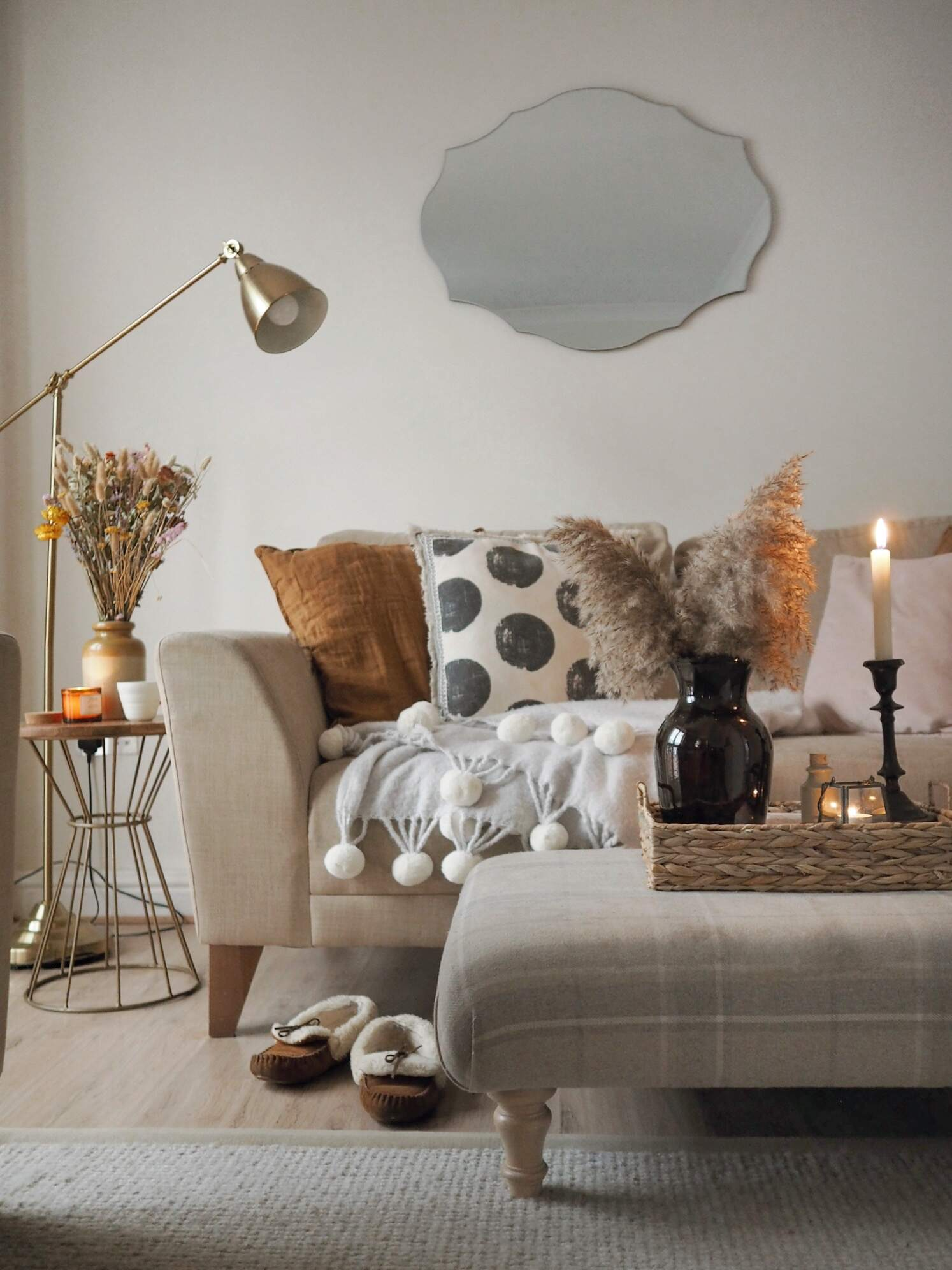 How to use lighting to transform your interiors in any room - from neon LED lighting to floor lamps and table lamps. Lighting inspiration and ideas