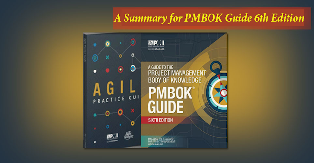 Download PMBOK® Guide Sixth Edition Summarized PDF