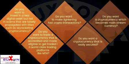 Bottlenecks in cryptocurrency introduction