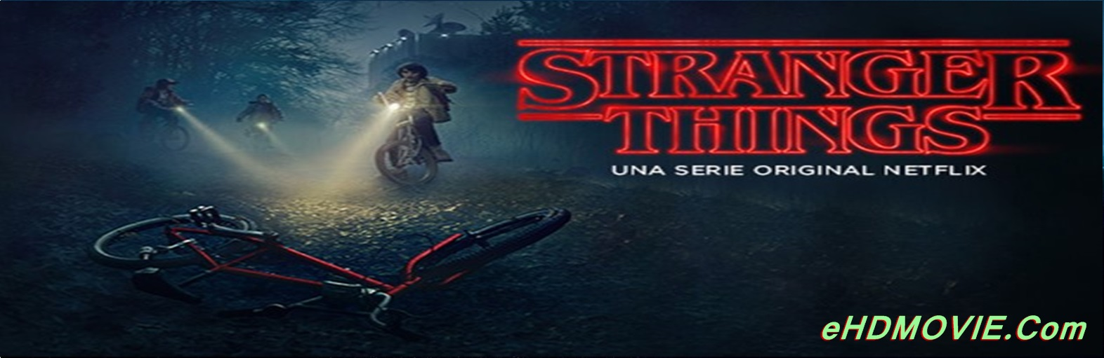 Stranger Things S01 Complete Dual Audio 720p BRRip [Hindi – English] ESubs