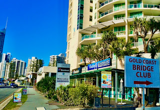 Dominos Pizza Surfers Paradise South Street View